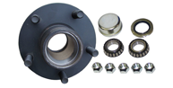 HUBS, DRUMS, BEARINGS, AND RELATED PARTS