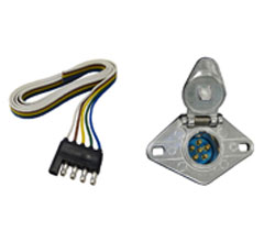 Wiring, Adapters, Connectors