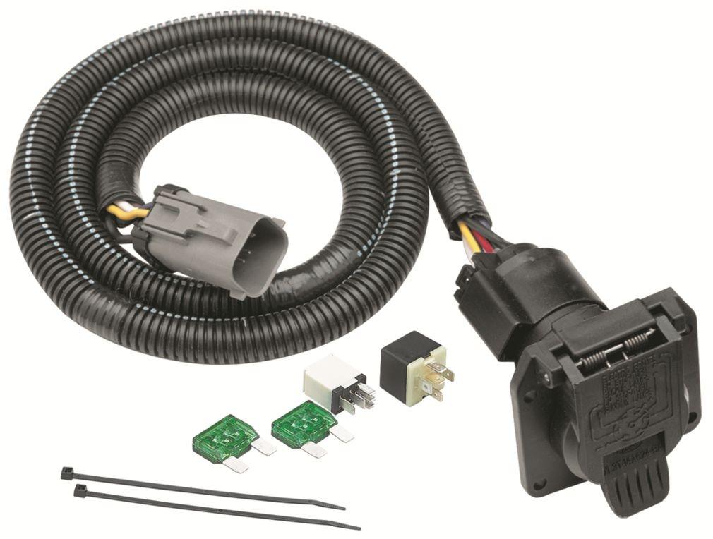 tekonsha 118243 tow harness tekonsha tow harnesses. Black Bedroom Furniture Sets. Home Design Ideas