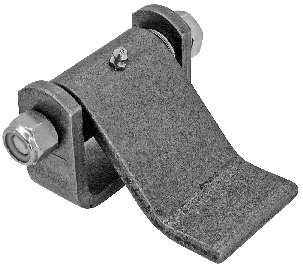 Formed Hinge Strap With Grease Fitting Short Leaf Hinges Door Amp Gate Hardware Products