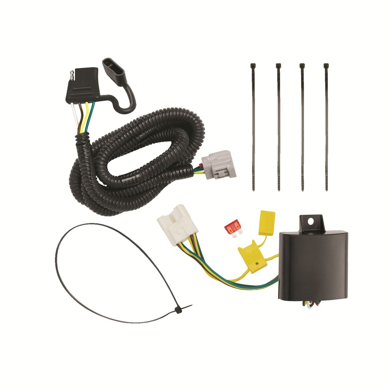 Tekonsha 118255 Tow Harness Harnesses Wiring