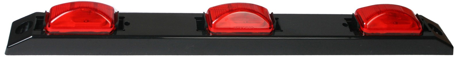 "16"" Long Plastic Submersible Incandescent 3 Bar Light"