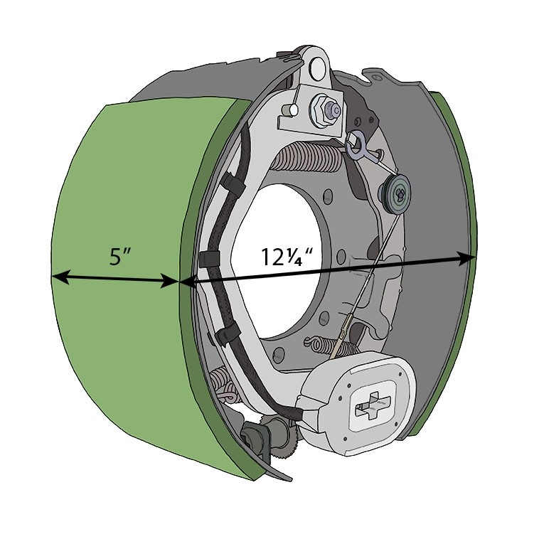 Dexter Electric Brakes Wiring Diagram from trailerparts.com