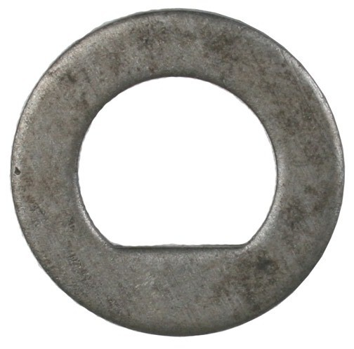 "1"" x 1 7/16"" Axle Washer with Flat Notch- Sold Individually"
