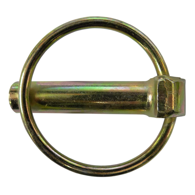 """7/16"""" Linch Pin - 1 1/2"""" Usable Length"""