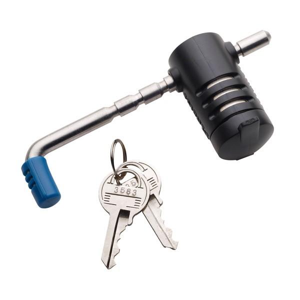 Master Lock Trailer Coupler Adjustable Latch