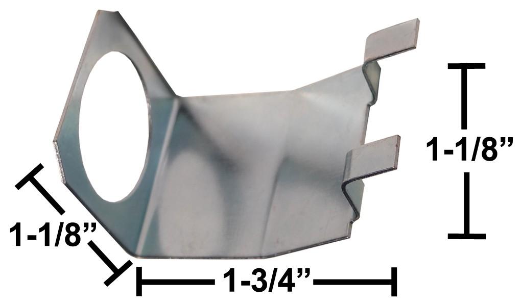 Dexter® Adjuster Clip - Barrel End