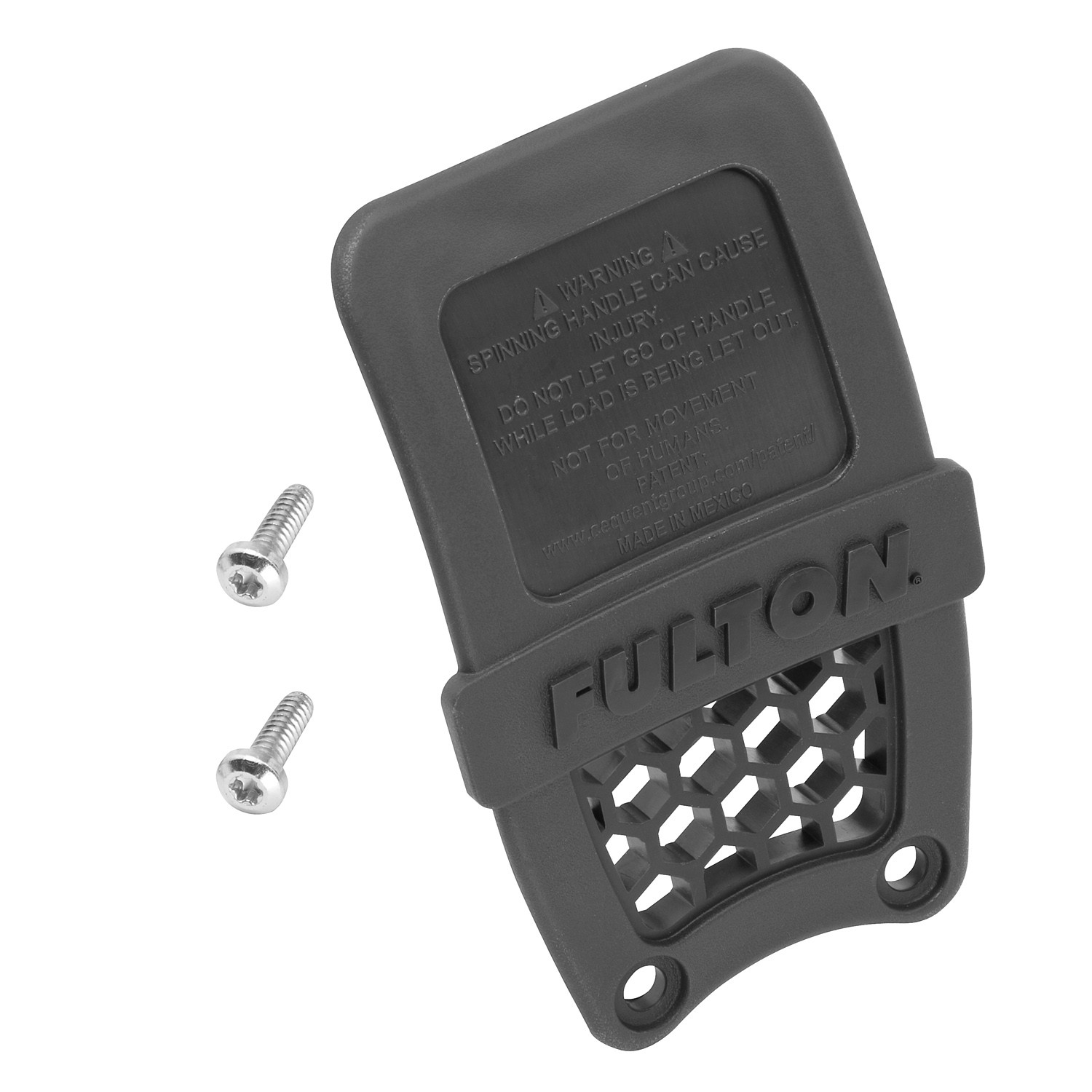 Replacement Top Cover for Fulton F2® Series Winches