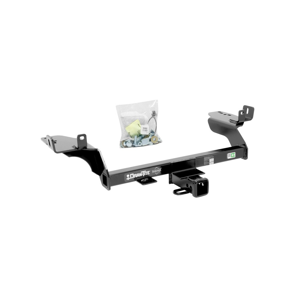 Draw Tite 75782 Class Iii Iv Hitch Receiver Perfect Fit