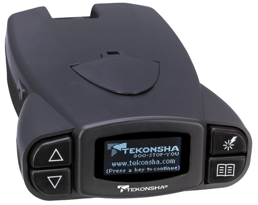 Tekonsha Brake Controller >> Tekonsha P3 Proportional Electronic Trailer Brake Control