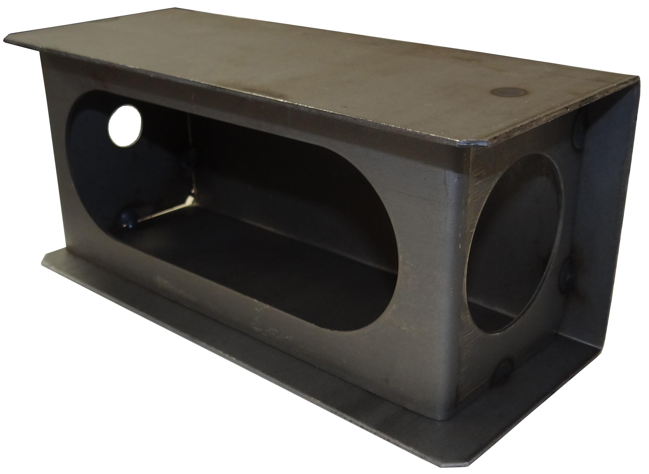 light box for 6 oval lights light guards brackets lights pr. Black Bedroom Furniture Sets. Home Design Ideas