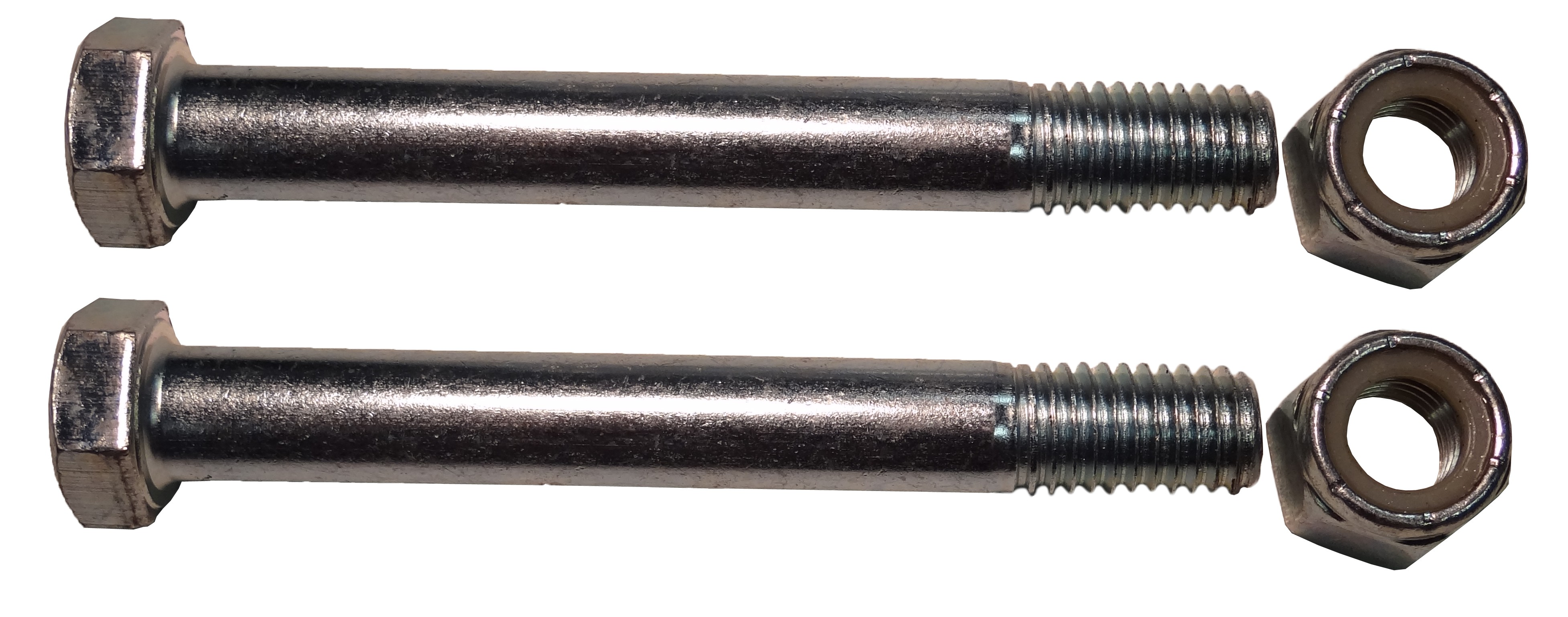 """Bolt Kit - (2) 5/8"""" x 5"""" Bolts (Grade 8) with Nuts"""