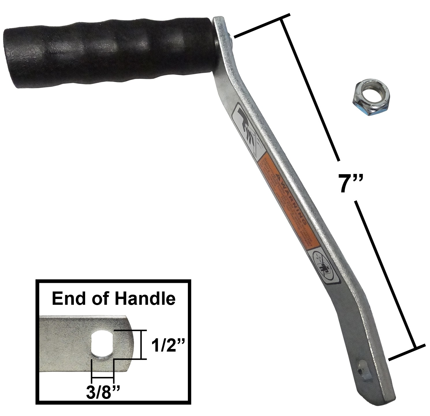 Replacement Handle for DL600 Hand Winch