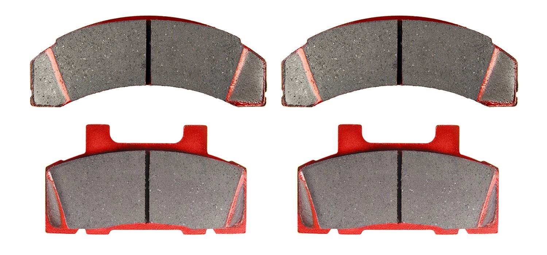 Kodiak 250 Caliper Replacement Disc Brake Pads - Ceramic
