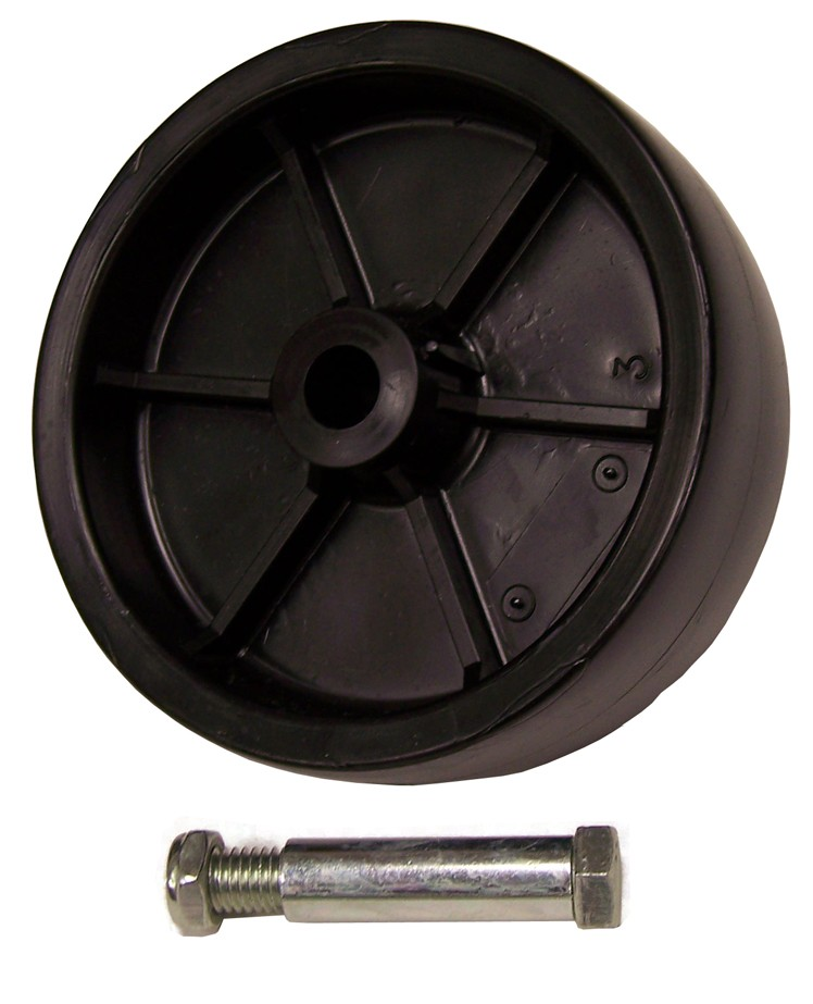 "Marine Jack Single Wheel Repair Kit 6"" x 2"" with Bolt & Nut"