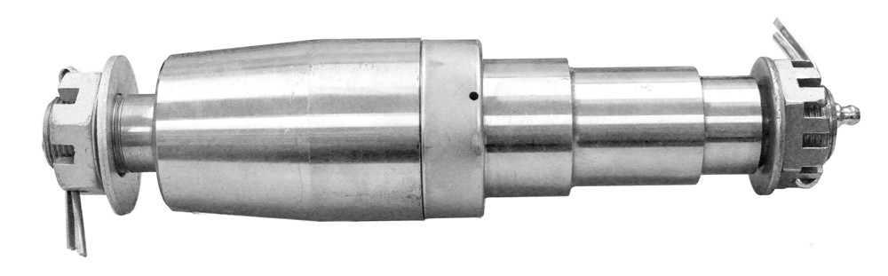 """Tie Down Eliminator Torsion Axle Replacement Spindle - 1 3/4"""" x 1 1/4"""" - Screw On"""
