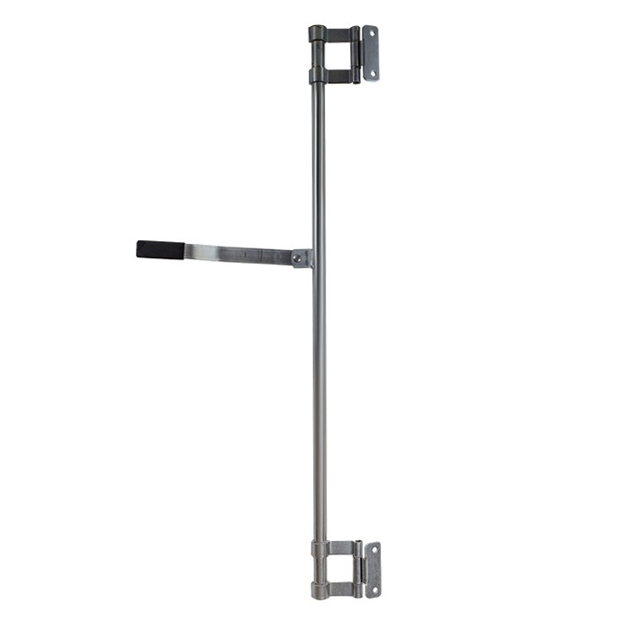 "45"" Cam Latch Side Door Bar Lock Assembly Right Hand - Fits Some Carry-On® Trailers"