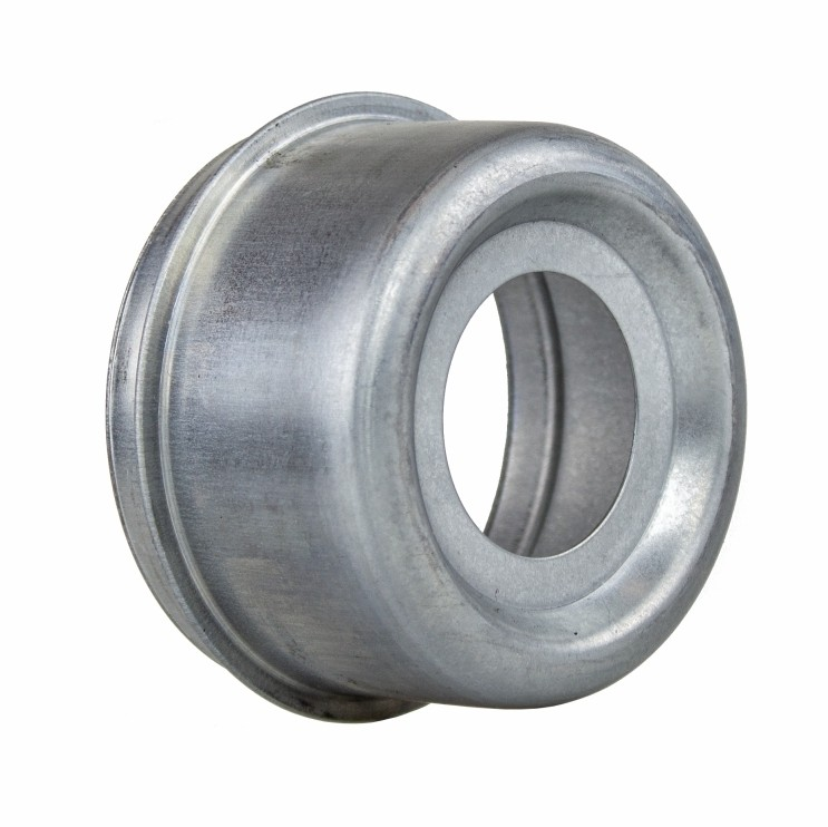 "2.45"" (2 7/16"") E-Z Lube® Zinc Grease Cap - No Rubber Plug"