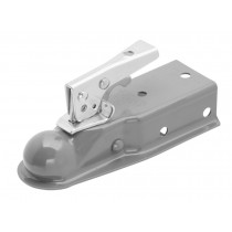 """Fulton Coupler, Class I, 1-7/8"""" Ball, 2-1/2"""" Channel, 2000 lbs. Primed Finish"""