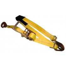 "2"" x 9' Ratchet Axle Strap - 10,000 lb. Capacity"