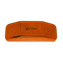 "1-1/4"" x 4"" - Amber - Marker Light"