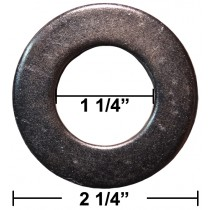 "1 1/4"" x 2 1/4"" Flat Washer - Sold Individually"