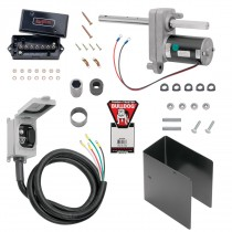 Bulldog 7,500 lbs. Lift Capacity Powered Drive Kit (Applicable with 12,000 lbs. Bulldog Square Jacks)