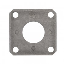 Axle Brake Flange Add On - 4 Hole