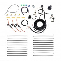 Tekonsha 22114 Tow Harness 7-Way Prep Kit