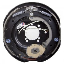 "Dexter 12"" x 2"" Electric Trailer Brake - ""Universal"" 6K Flange Mount - Right Hand (Passenger's Side) - 6,000 lbs. Axle Capacity"
