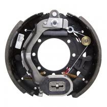 "Dexter Nev-R-Adjust 12.25"" x 4"" Electric Trailer Brake - Left Hand (Driver's Side) - 10K lbs. Axle Capacity"
