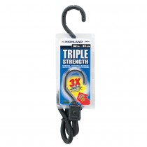 "Triple Strength Bungee Cord - 32"" - Black"