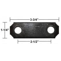 "Shackle Link - 2 1/2"" on Center - Similar to Dexter® 018-011-01"