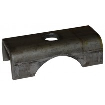 "Spring Seat for 2 3/8"" Round Painted Axles"