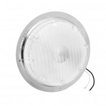 Cargo Dome Light w/Chrome Base