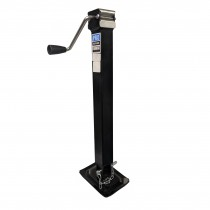 """Pro Series 8,000 lbs. Sidewind 2.5"""" Square Tube Direct Weld Jack with Drop Leg - 15"""" Travel"""