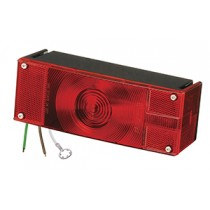 Right Tail Light - Passenger Side - Submersible #3076