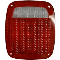 Tail Light Lens for ST60 - Screws Not Included