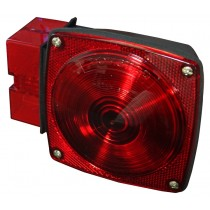 Left Tail Light - Drivers Side - Submersible