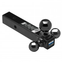Titan Tri-Ball Mount Hollow Shank