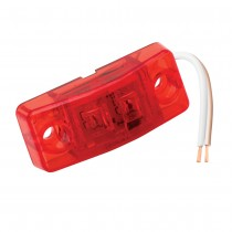 Clearance Light LED Waterproof Red Lens w/Diodes