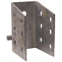 "Crossmember Clip for  5"" Side Rail with 6 Holes"
