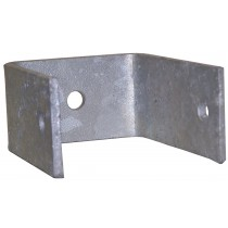 """Crossmember Clip for 3"""" x 2"""" Frame with 3 Holes"""