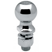 "2 5/16"" x 1"" x 2 1/8"" Ball - Chrome"