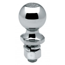 "Hitch Ball 2"" x 3/4"" x 1 1/2"" - Chrome"