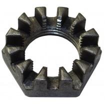 "1""-14 Axle Nut - 12 Slots"