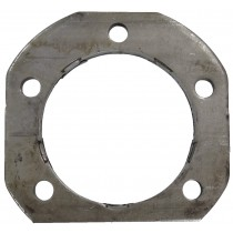 Axle Brake Flange Add On - 5 Hole
