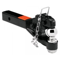 "Receiver Mounted Pintle Hook Combination 2"" Ball"