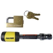 Fulton Hitch Lock & Coupler Lock