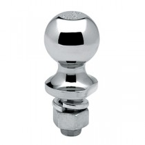 "1 7/8"" x 3/4"" x 1 1/2"" Ball - Chrome"